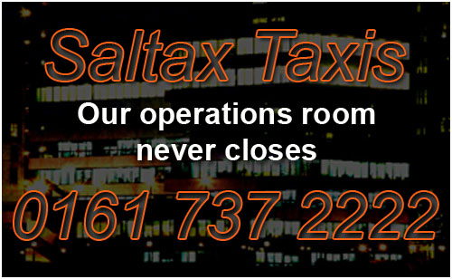 TAXIS SALFORD QUAYS TAXIS- Operations Room 24/7
